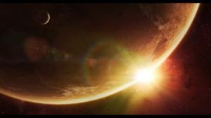 Photo - Space-Sunrise